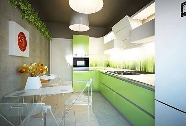 дизайн маленькой кухни, фото 4