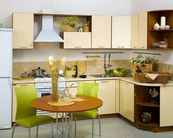 дизайн кухни маленькой площади, фото 18