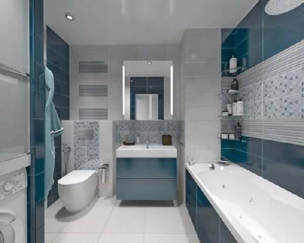 туалет совмещенный с ванной дизайн фото, фото 4