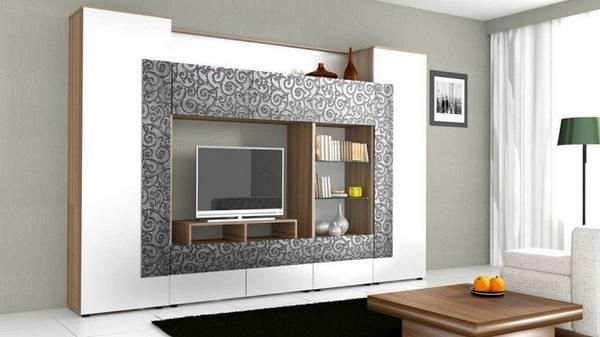 модульные системы для гостиной фото, фото 13