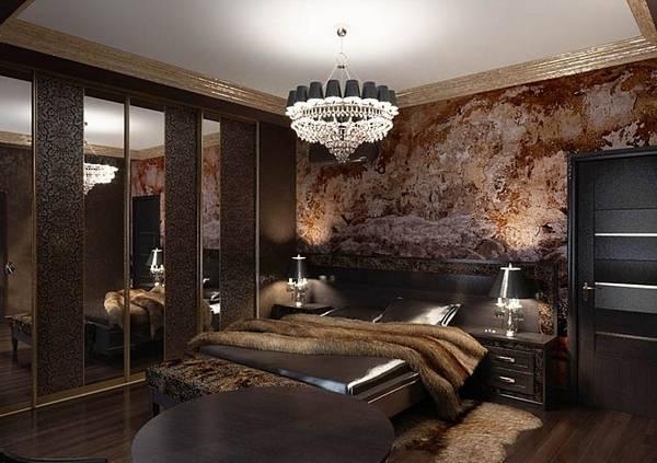 люстры в комнату спальню, фото 22