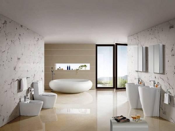 дизайн ванной комнаты с туалетом, фото 41