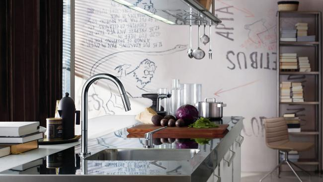 какой смеситель лучше для кухни, фото 42