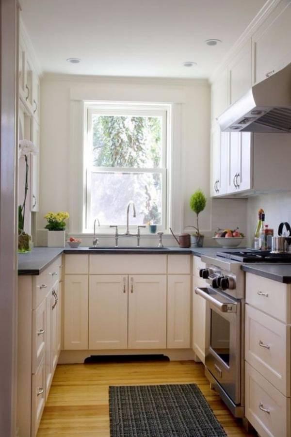 дизайн маленькой кухни, фото 29