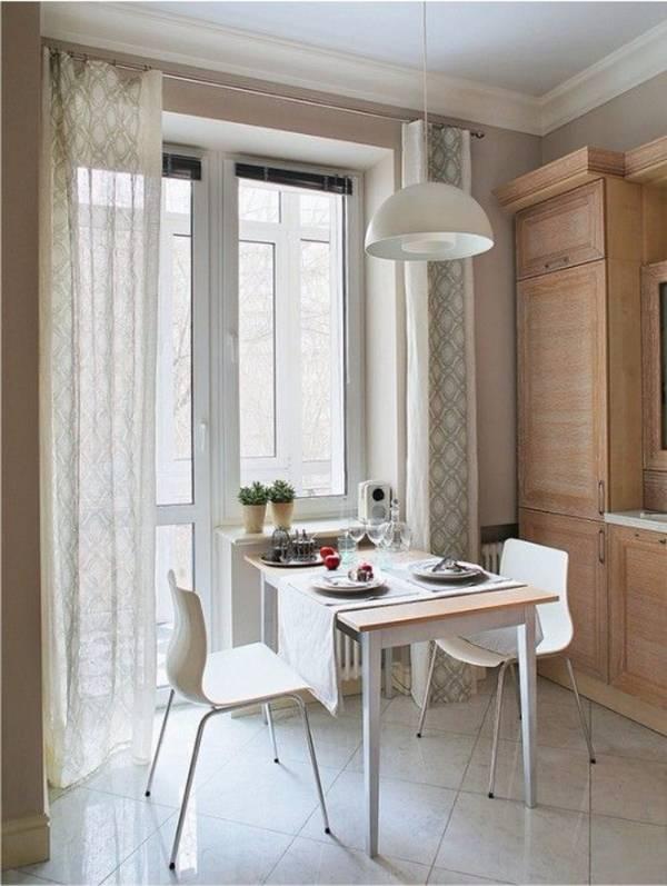 идеи дизайна маленькой кухни, фото 27