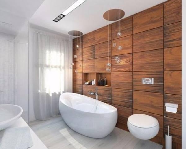 дизайн ванной комнаты с туалетом, фото 5