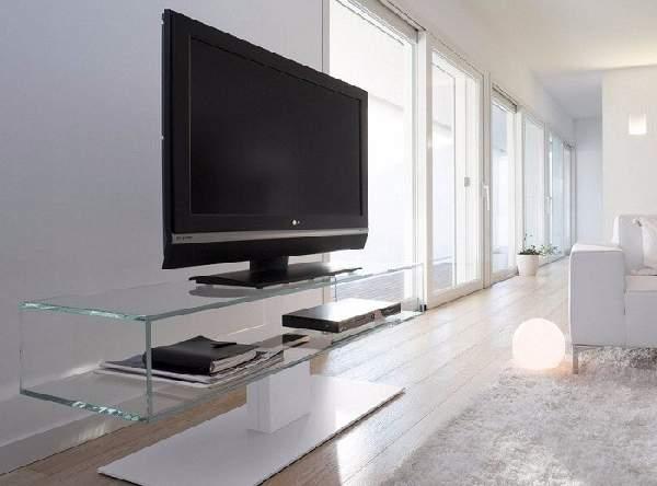 стеклянные тумбы под телевизор фото, фото 23