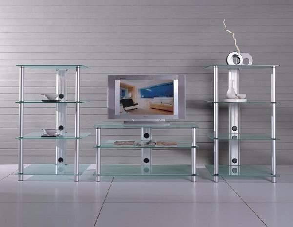 Стеклянная тумба под телевизор, фото 24