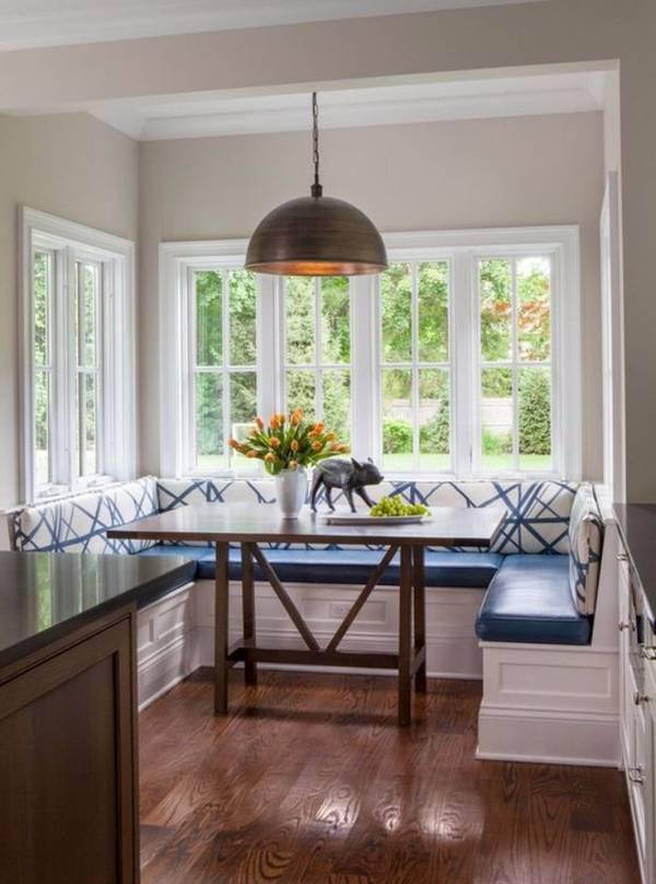 кухня с эркером, фото 8