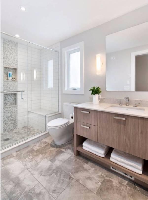 туалет совмещенный с ванной дизайн фото, фото 22