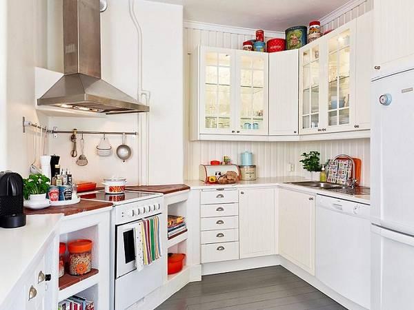 дизайн кухни маленькой площади, фото 41