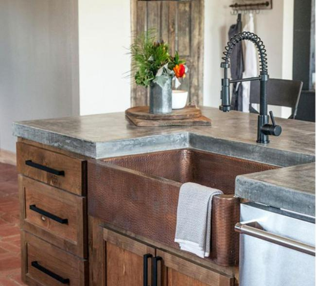 смеситель для кухни черный, фото 9