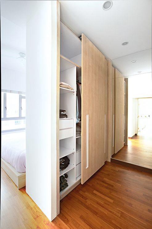 Раздвижные двери для гардеробной, фото 33