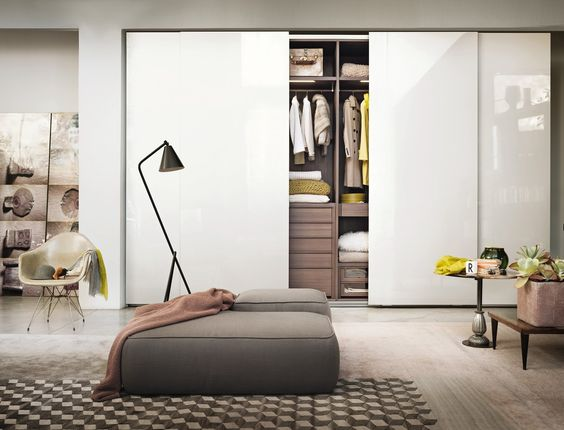Раздвижные двери для гардеробной, фото 34