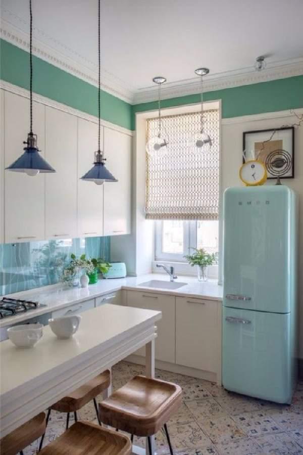 дизайн кухни 6 кв м, фото 13