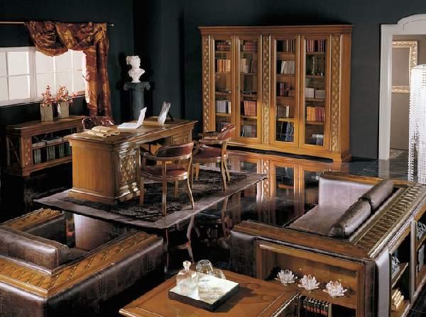 кабинет в доме, фото 1