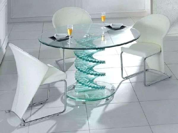 дизайнерские столы из стекла, фото 9