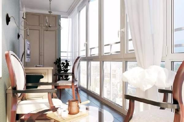 Французский балкон
