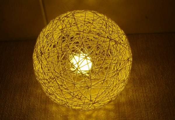 светильники на стену своими руками, фото 16