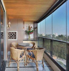 Французский балкон - 40 фото современного оформления - argde.