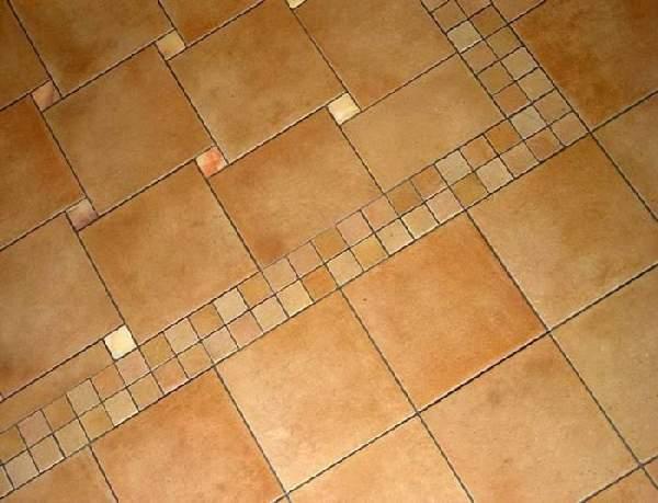 раскладка плитки в ванной, фото 20
