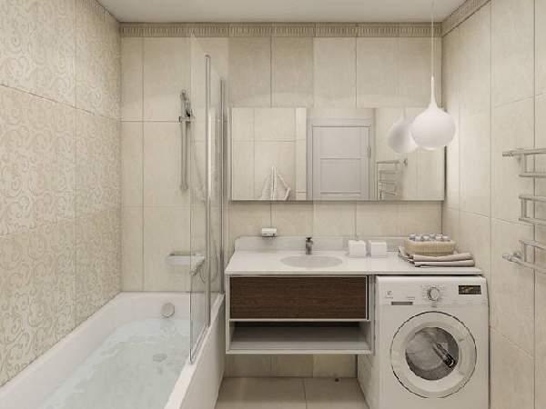 ремонт маленькой ванны фото дизайн, фото 23