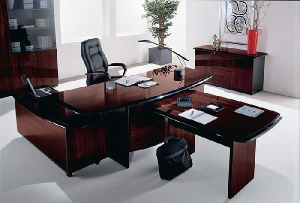 интерьер кабинета в современном стиле, фото 11