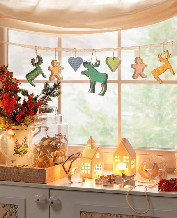 украсить комнату на новый год для ребенка, фото 41