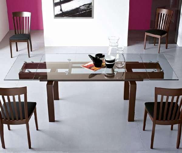 дизайнерские стеклянные столы, фото 12