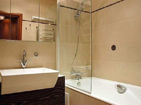 ремонт маленькой ванной, фото 25