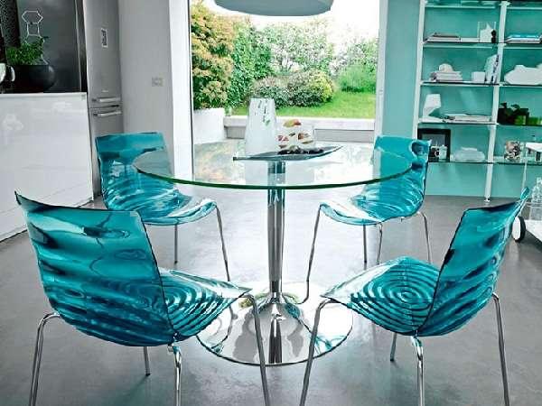 дизайнерские столы из стекла, фото 13