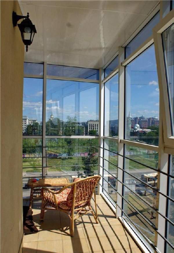 ограждения для французских балконов, фото 14