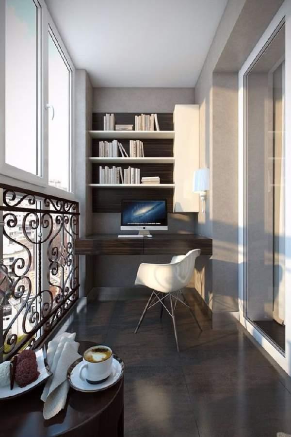 французский балкон деревянный, фото 15