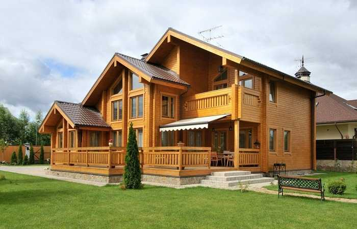 как построить красивый дом, фото 21