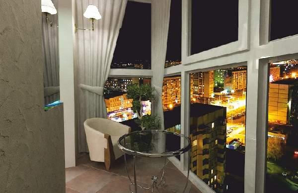 французский балкон и лоджия, фото 32