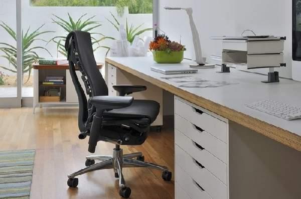дизайн кабинета в доме, фото 16
