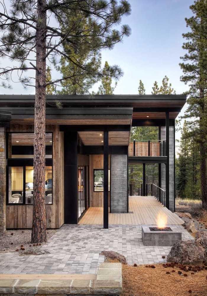 красивые деревянные дома, фото 23