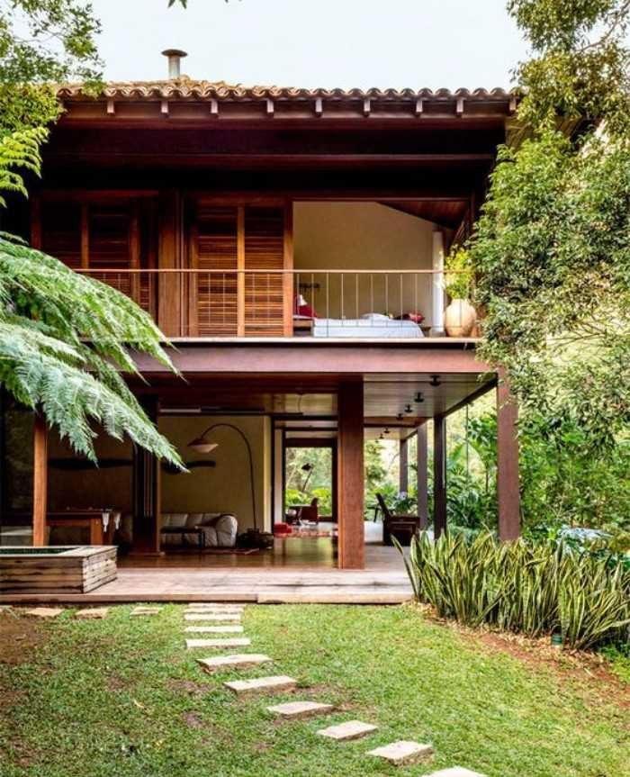 красивые дома проекты фото, фото 25