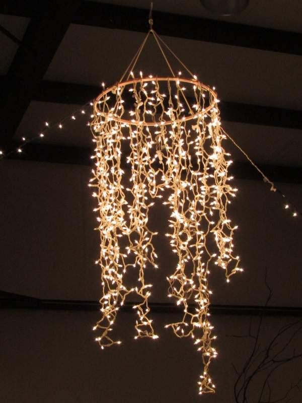 как сделать садовый фонарь своими руками, фото 43