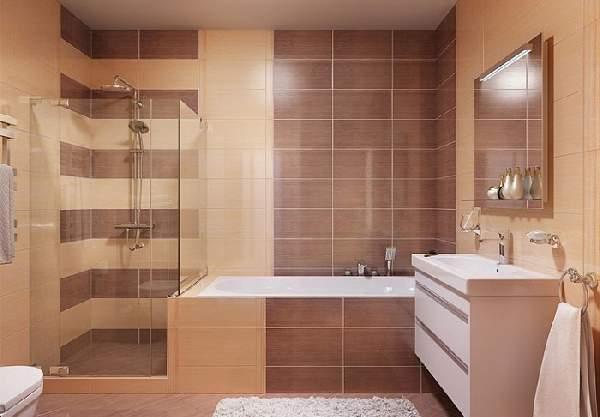 план раскладки плитки в ванной, фото 12