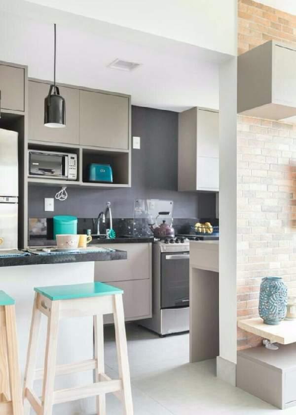дизайн кухни 6 кв м, фото 14