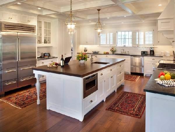 кухня гостиная дизайн фото, фото 25