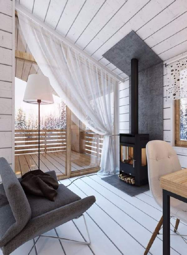 дом с французскими балконами, фото 24