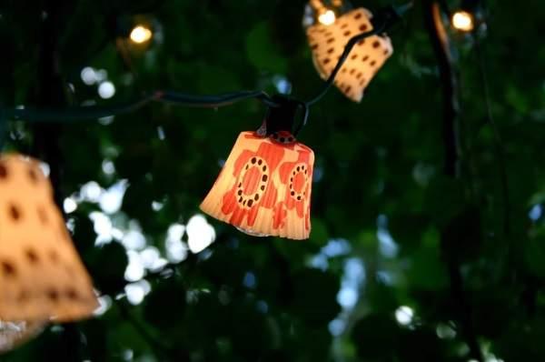 садовые светильники своими руками фото, фото 46