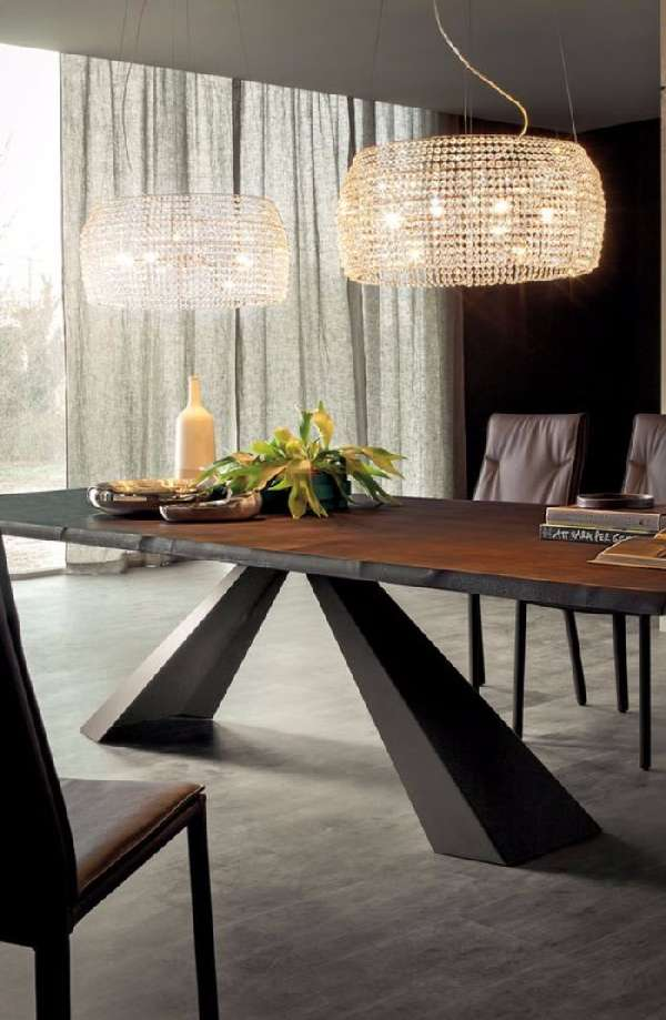 дизайнерские деревянные столы, фото 4