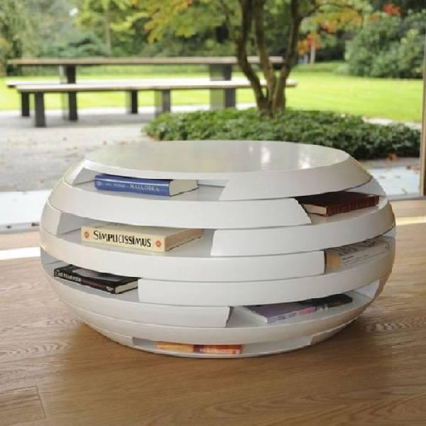 журнальный столик из массива, фото 40