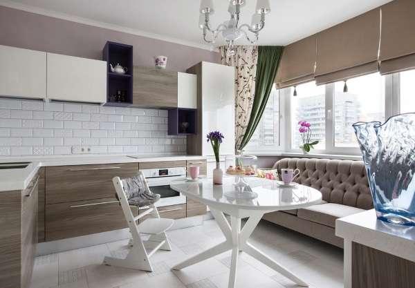 диван кровать двухместный раскладной на кухню, фото 9