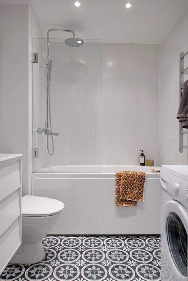 ремонт маленькой ванны в хрущевке фото, фото 16