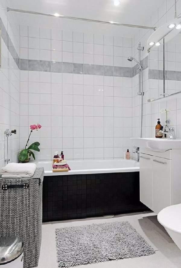 ремонт маленькой ванны в хрущевке фото, фото 17