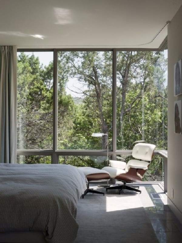 французский балкон в частном доме, фото 29
